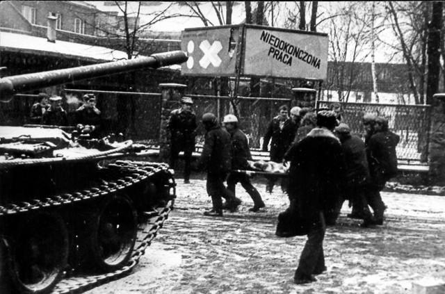 Kopalnia Wujek, 16 grudnia 1981