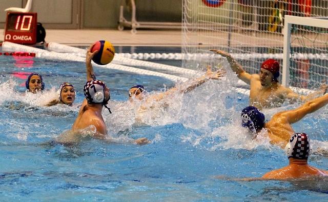 Piłkarze wodni Arkonii Szczecin dwukrotnie pokonali GKPW 59 Gorzów.