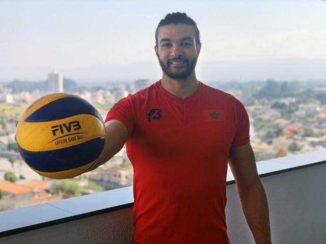 Mohammed Al Hachdadi to drugi zawodnik, który dołączył do Jastrzębskiego Węgla przed sezonem 2020/2021.