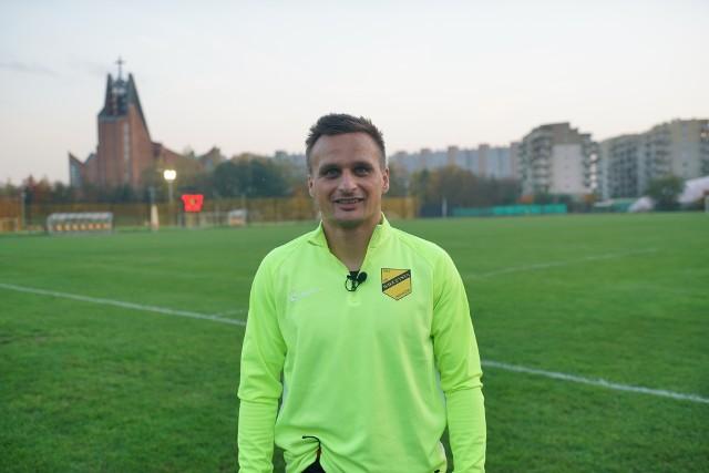 36-letni Sławomir Peszko piłkarską karierę kontynuuje w Wieczystej Kraków