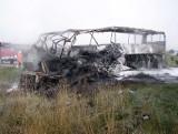 Śmiertelny wypadek w Jeżewie Starym. Zginęło trzynaście osób. Od tragedii na DK8 minęło 14 lat (zdjęcia)