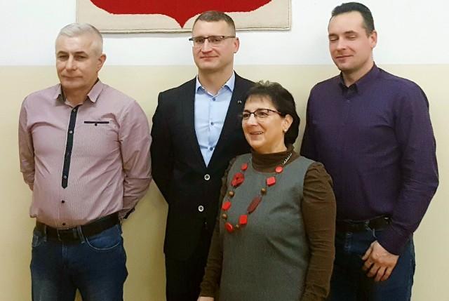 Wybory sołtysa i rady sołeckiej w Aleksandrowie gm. Lelis, 17.01.2020