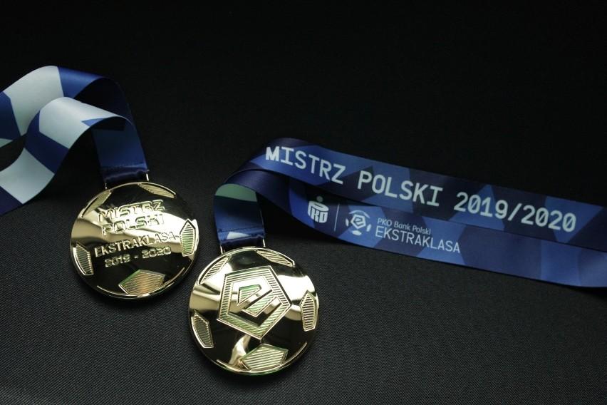 Ekstraklasa przygotowała nowe medale. Są pokryte 24-karatowym złotem