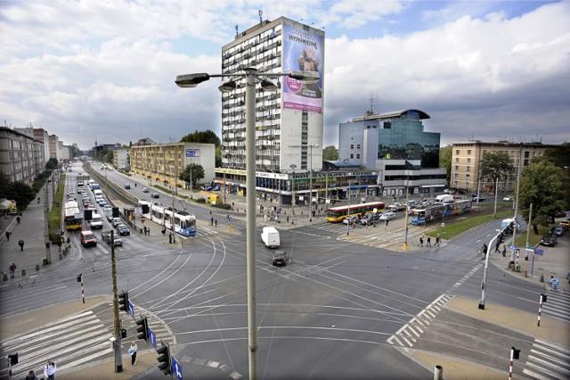Plac Legionów, zdjęcie ilustracyjne