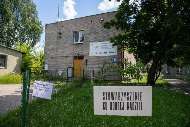 """Koronawirus w noclegowni """"Ku Dobrej Nadziei"""""""