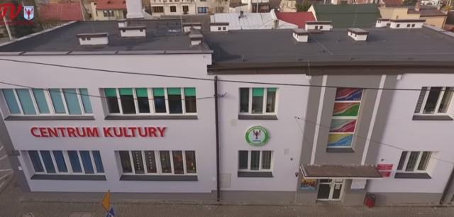 Tak wygląda obecnie budynek Gminnego Centrum Kultury i Kultury Fizycznej.