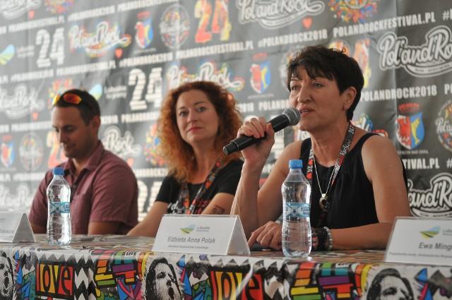 Województwo lubuskie promuje się na PolAndRock Festivalu 2018.