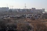 Likwidują koczowisko przy ul. Kamieńskiego. Zniknie do końca wiosny