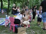 Do Parku Kościuszki w Radomiu zawitała Strefa Uśmiechu. Było dużo atrakcji na pikniku rodzinnym i akcja pomocy dla chorego Szymka