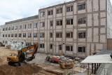 W gorzowskim szpitalu prace idą pełną parą. Nowy OIOM może być szybciej, niż planowano