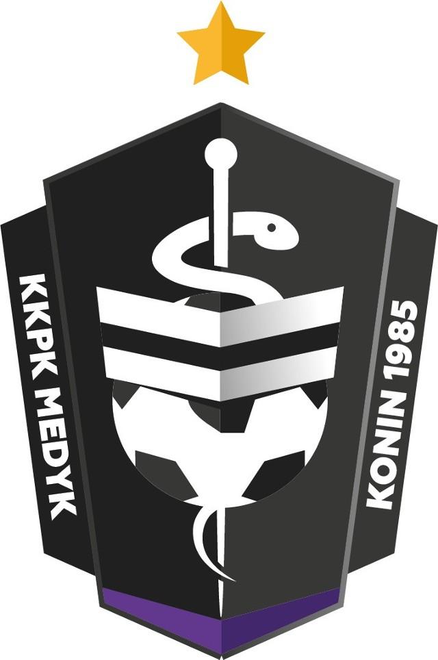 Nowe logo Medyka Konin