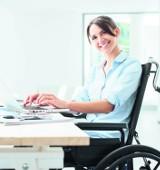 Niepełnosprawni mogą być sprawni w pracy