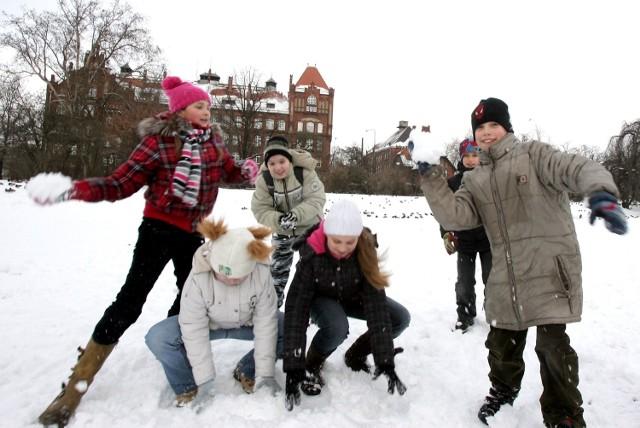 Ferie zimowe 2014. Oby tylko nie zabrakło śniegu