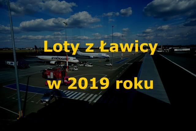 Nowy rok warto zacząć z dobrym planem. Oto lista miejsc, do których możemy latać bezpośrednio z Poznania. Mimo że sporo kierunków zniknęło z lotniczej mapy Poznania, są też nowe propozycje, które ucieszą miłośników południowego słońca. Lotnisko zapowiada, że to nie koniec zmian i w tym roku uruchomione będą kolejne kierunki. Oto połączenia z Ławicy i częstotliwość lotów w 2019 roku.Zobacz kolejny kierunek lotów z Ławicy ----->