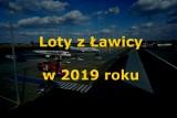 Loty z Poznania: Dokąd polecimy w 2019 roku z lotniska Ławica? [LISTA KIERUNKÓW LOTÓW]