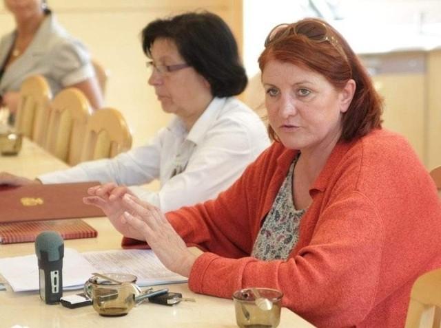 Lucyna Borzyszkowska będzie prowadzić przedszkola przez cztery lata