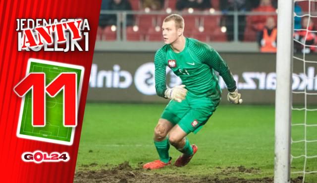 W 14. kolejce porażkę odnotowała Wisła Płock, która do tej pory była fenomenem naszej ligi. Poza tym siódmą porażkę z rzędu zaliczyła Wisła Kraków. Nasza Antyjedenastka niemal sama wypełniła się ludźmi udającymi, że potrafią grać w piłkę lub że chcą grać w piłkę.