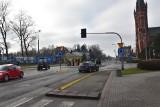 Tarnów. Rondo tymczasowe na Krakowskiej się sprawdziło, dlatego zamienią go na stałe. Ruch w centrum usprawnić mają także dodatkowe buspasy
