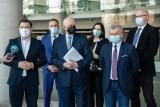 Białystok. PiS i PSL obsadziło brakujące wakaty wiceprzewodniczących sejmiku województwa podlaskiego. Na lodzie została Koalicja Obywatelska