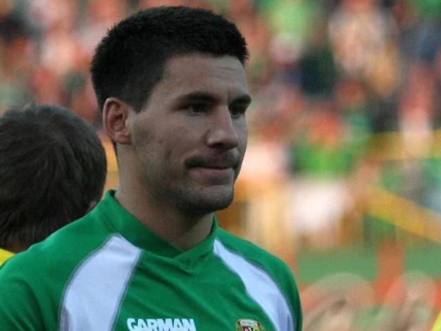 niedawno grał przeciwko Jagiellonii Białystok