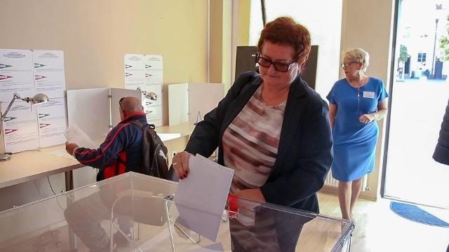 Wyniki wyborów samorządowych 2018 na burmistrza Pucka. Hanna Pruchniewska wygrała wybory na burmistrza Pucka