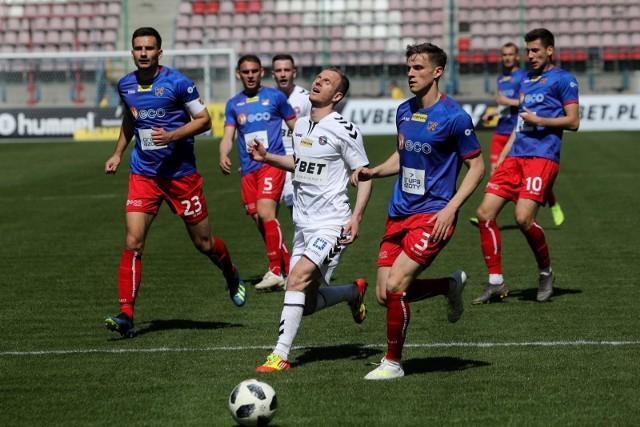 Garbarnia Kraków - Odra Opole 0-0.