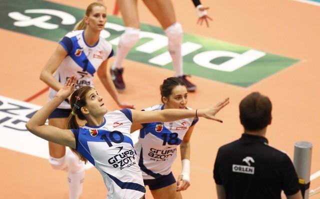 Do Any Bjelicy (nr 10) i Mai Ognjenović (nr 18) dołączy trzecia Serbka, Sanja Malagurski.