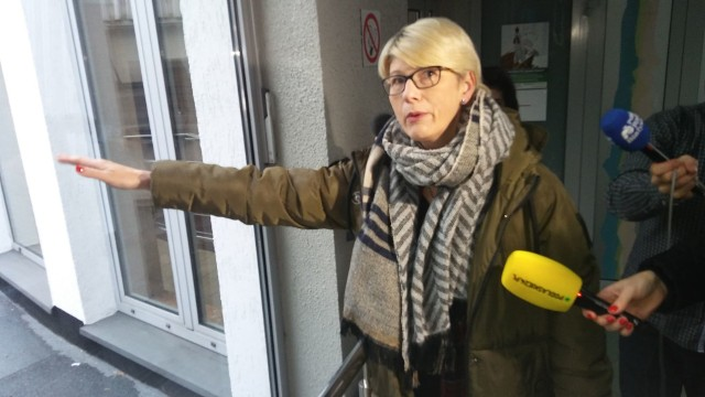 Spodki WOAK. Barbara Bojaryn-Kazberuk, dyrektor WOAK, pokazała dziennikarzom stan budynków wzniesionych na dożynki centralne