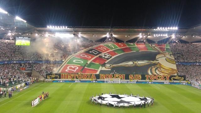 Wszystkie mecze Legii w Lidze Mistrzów pokaże TVP