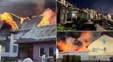 """Nowa Biała. Monstrualny pożar w powiecie nowotarskim. Płonęło aż 20 domów! """"Zniszczenia są ogromne"""". Akcja pomocy dla mieszkańców 29.06."""