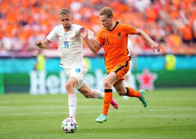 Holandia - Czechy 0:2 (0:0)