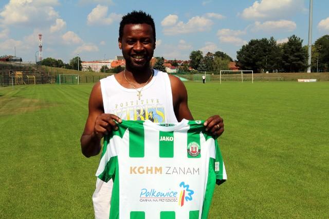 Martins Ekwueme podpisał kontrakt z KGHM ZANAM Polkowice