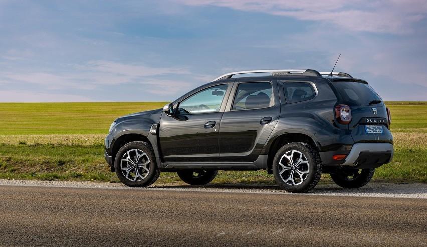 DACIA - 1 052 auta sprzedane w marcu
