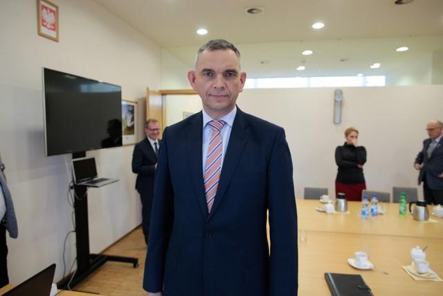 Dariusz Madera ma objąć stanowisko 1 kwietnia. Wcześniej jego kandydaturę musi zatwierdzić zarząd województwa.