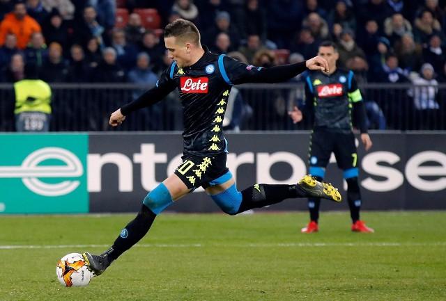 Piotr Zieliński strzelił gola na 3:0.