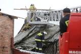 Tornado w Koniecpolu stratowało 150 budynków. Wojewoda śląski zwołał sztab kryzysowy. Wielkie straty w Myszkowie i Zawierciu