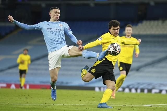 Liga Mistrzów. Manchester City bliżej półfinału, ale w końcu stracił gola