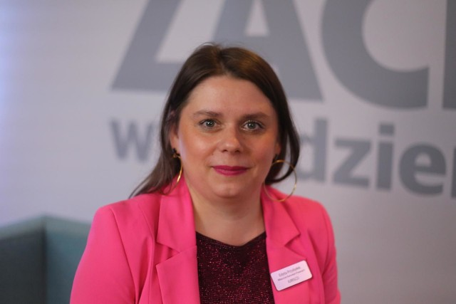 Edyta Przybyłek, właścicielka Kancelarii Prawnych IURISCO