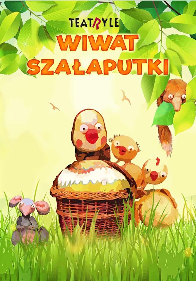 """Spektakl  """"Wiwat Szałaputki"""" zobaczymy w niedzielę i w poniedziałek."""