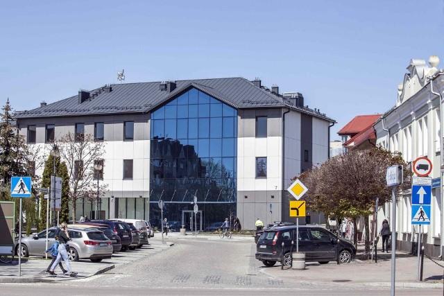 Nowa siedziba łapskiego domu kultury została oddana do użytku