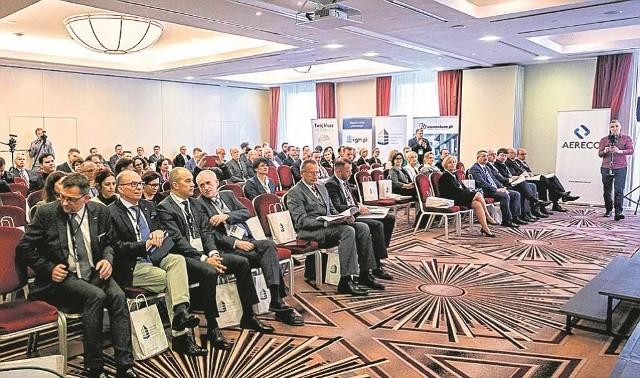 W konferencji licznie uczestniczyli eksperci zajmujący się na co dzień analizą rynku mieszkaniowego