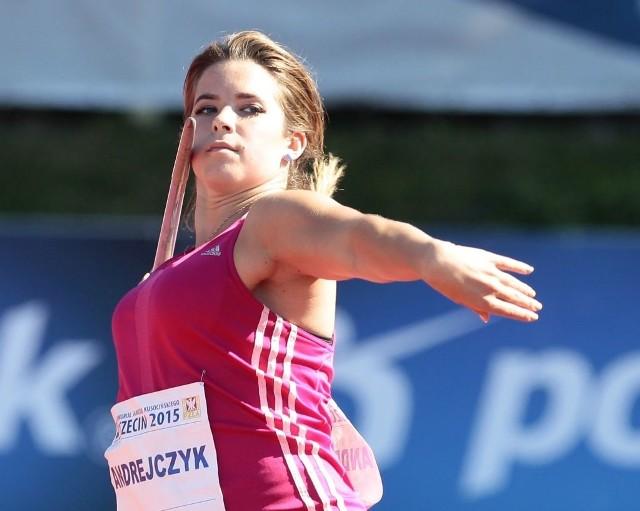 Maria Andrejczyk ma dopiero 20 lat
