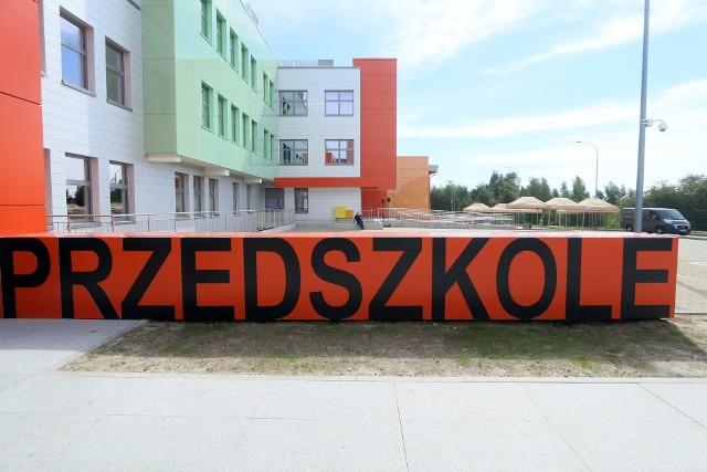 Nowa placówka przy ul. Berylowej