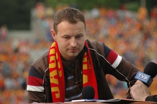 Tomasz Frankowski po 15 latach znowu będzie grał w Jadze