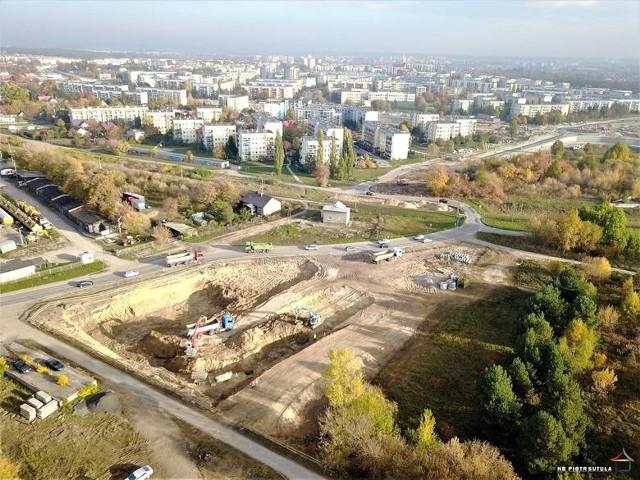 Ulica Klepacka w Białymstoku jest przebudowywana. Fragment ulicy zostanie zamknięty. Utrudnienia dla kierowców
