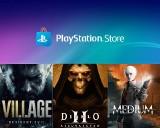 PS Store – wyprzedaż z okazji Halloween. Wśród tytułów Resident Evil Village, The Medium i Diablo Prime Evil Collection