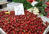 Wysyp truskawek przyspieszył spadek cen. Sezon truskawkowy może być krótszy