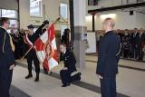 Nowy dowódca Państwowej Straży Pożarnej w Wąbrzeźnie [zdjęcia]
