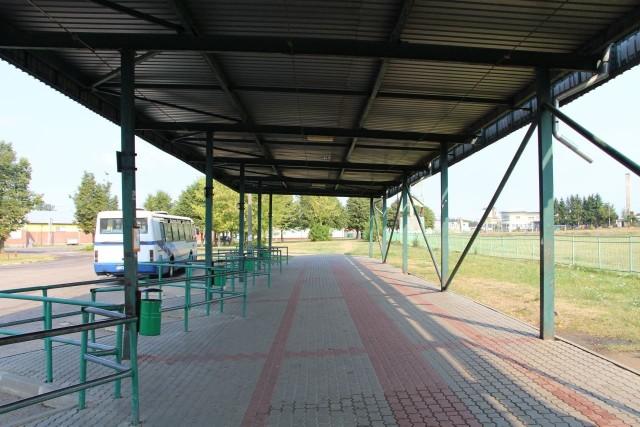 Stary dworzec w Kolnie