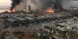 Potężny wybuch w Bejrucie. Ponad 100 zabitych i 4000 rannych